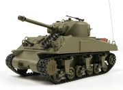 US-M4A3 Sherman Medium RC Tank RTR w/ Tx (AR Warehouse)