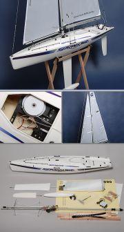 hobby king land yacht