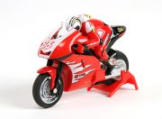 Allegro Micro Sport Bike 1/20th Scale Motorcycle (RTR) (Red) (UK Warehouse)