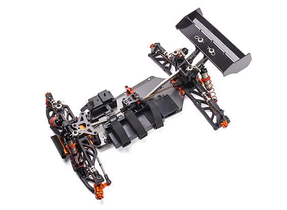 BSR Berserker 1/8 Electric Truggy (Kit) (UK Warehouse)