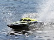 HydroPro Inception Lite Brushless Powered Deep Vee Racing Boat 950mm (ARR) (US Warehouse)