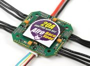 Afro Race Spec 20A Compact Quattro 4in1 ESC (AR Warehouse)