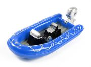 1/50 Scale Toy Boat (Blue)
