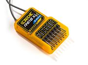 OrangeRx R618XL DSM2/DSMX 6Ch 2.4GHz Receiver w/PWM and CPPM and Long Antenna