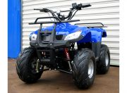 Electric Quad Bike (UK Plug) Blue/Black (UK Warehouse)