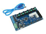 3D Printer Control Board with MEGA 2560 Motherboard Ramps 1.4 Compatible (EU Warehouse)