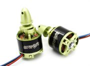 Turnigy Multistar 2312-460Kv HV 12 Pole Multi-Rotor Outrunner Set CW/CCW (2) (UK Warehouse)