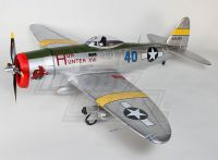P-47 with flaps, electric retracts & lights, 1600mm (PNF)
