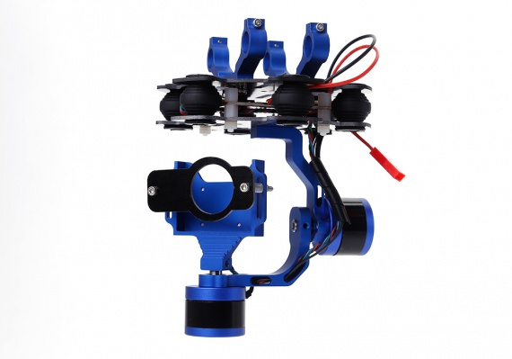 AGM GoPro Hero3 Brushless 2-Axis Camera Gimbal